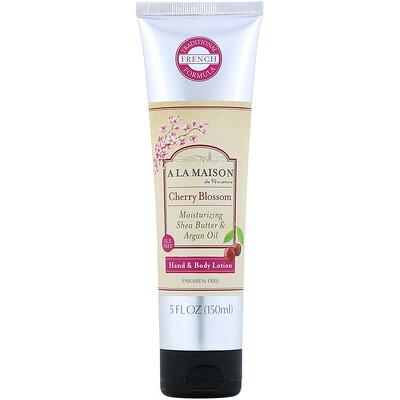 Купить A La Maison de Provence Лосьон для рук и тела, вишневый цвет, 150мл