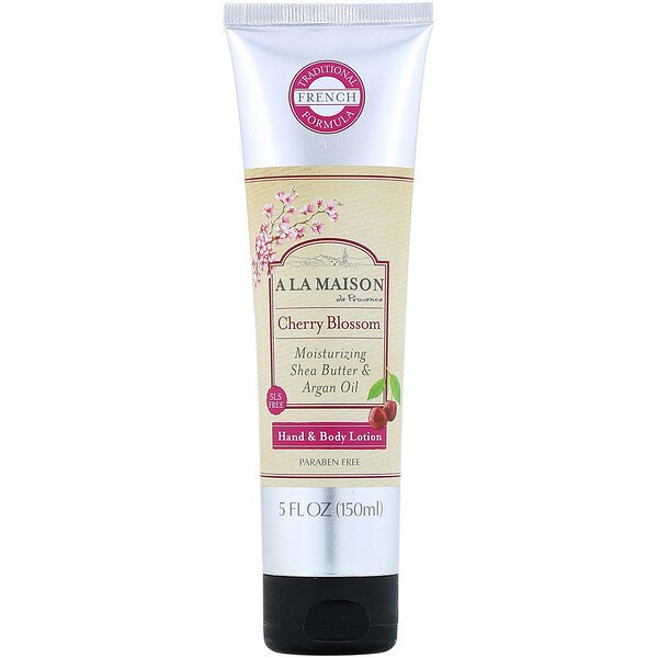 Hand & Body Lotion, Cherry Blossom, 5 fl oz (150 ml)