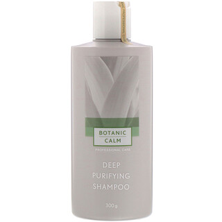 Amos, Botanic Calm, Deep Purifying Shampoo, 300 g