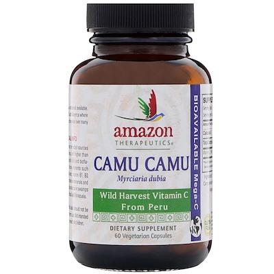 Amazon Therapeutics Camu Camu, 60 Vegetarian Capsules