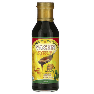 Амазон Тэрапьютикс, Sweet Organic Yacon Syrup, 11.5 fl oz отзывы