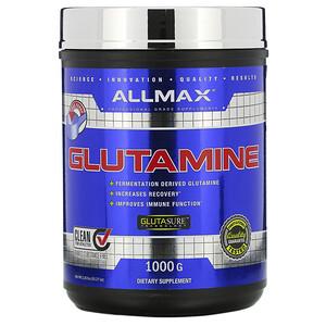 Оллмакс Нутришн, Glutamine, 2.20 lbs (1,000 g) отзывы покупателей