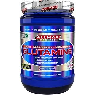 ALLMAX Nutrition, 100% Pure Japanese-Grade Glutamine Powder, 14.1 oz (400 g)