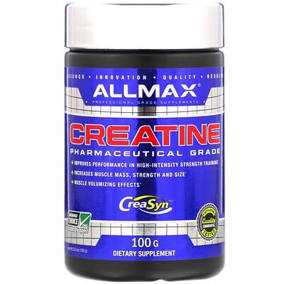 Creatine, Pharmaceutical Grade, 3.53 oz (100 g)