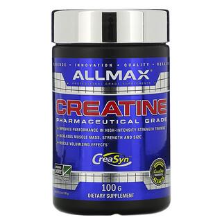 ALLMAX Nutrition, креатин, фармацевтическая степень чистоты, 100г (3,53унции)