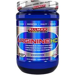 ALLMAX Nutrition, 100% ألأرجيين النقي للحد الأقى من القوة + الامتصاص، 14 أوقية (400 ج)