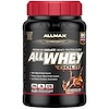 ALLMAX Nutrition, AllWhey Gold, 100% Whey Protein + Premium Whey Protein Isolate, Chocolate, 2 lbs (907 g)