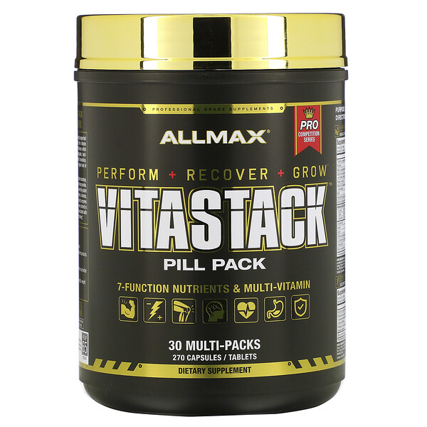 Vitastack, Pill Pack, 30 Multi-Packs