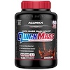 ALLMAX Nutrition, QuickMass, Weight Gainer, Rapid Mass Gain Catalyst, Chocolate, 6 lbs (2.72 kg)