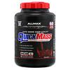 "ALLMAX Nutrition, QuickMass, Rapid Mass Gain Catalyst, שוקולד, 2.72 ק""ג (6 lbs)"