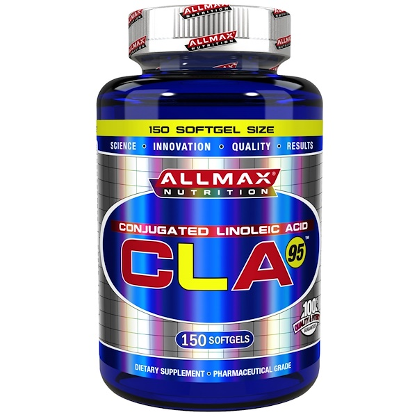 CLA95, 1,000 mg, 150 Softgels