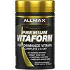 ALLMAX Nutrition, Premium Vitaform, Performance Vitamin For Men, 60 Tablets
