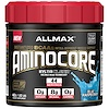 ALLMAX Nutrition, アミノコア、BCAA、BCAA 8グラム、100%純粋 45:30:25の比率、グルテンフリー、ブルーラズベリー、1.02 lbs (462 g)