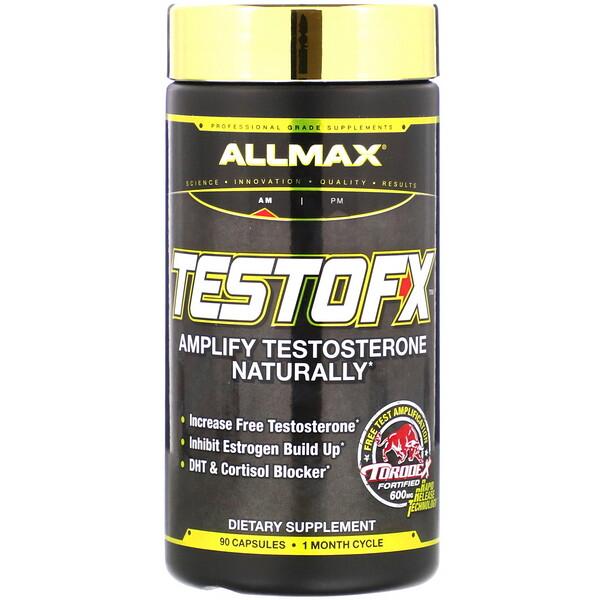 TestoFX, 90 Capsules