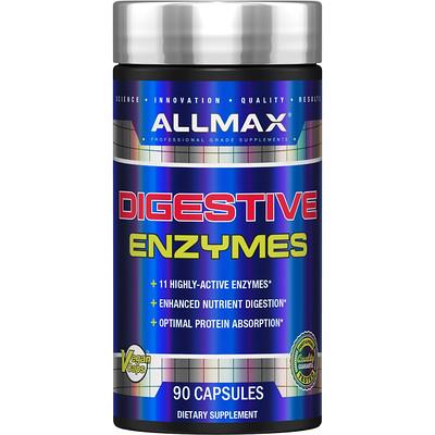 Купить Digestive Enzymes + Protein Optimizer, 90 Capsules
