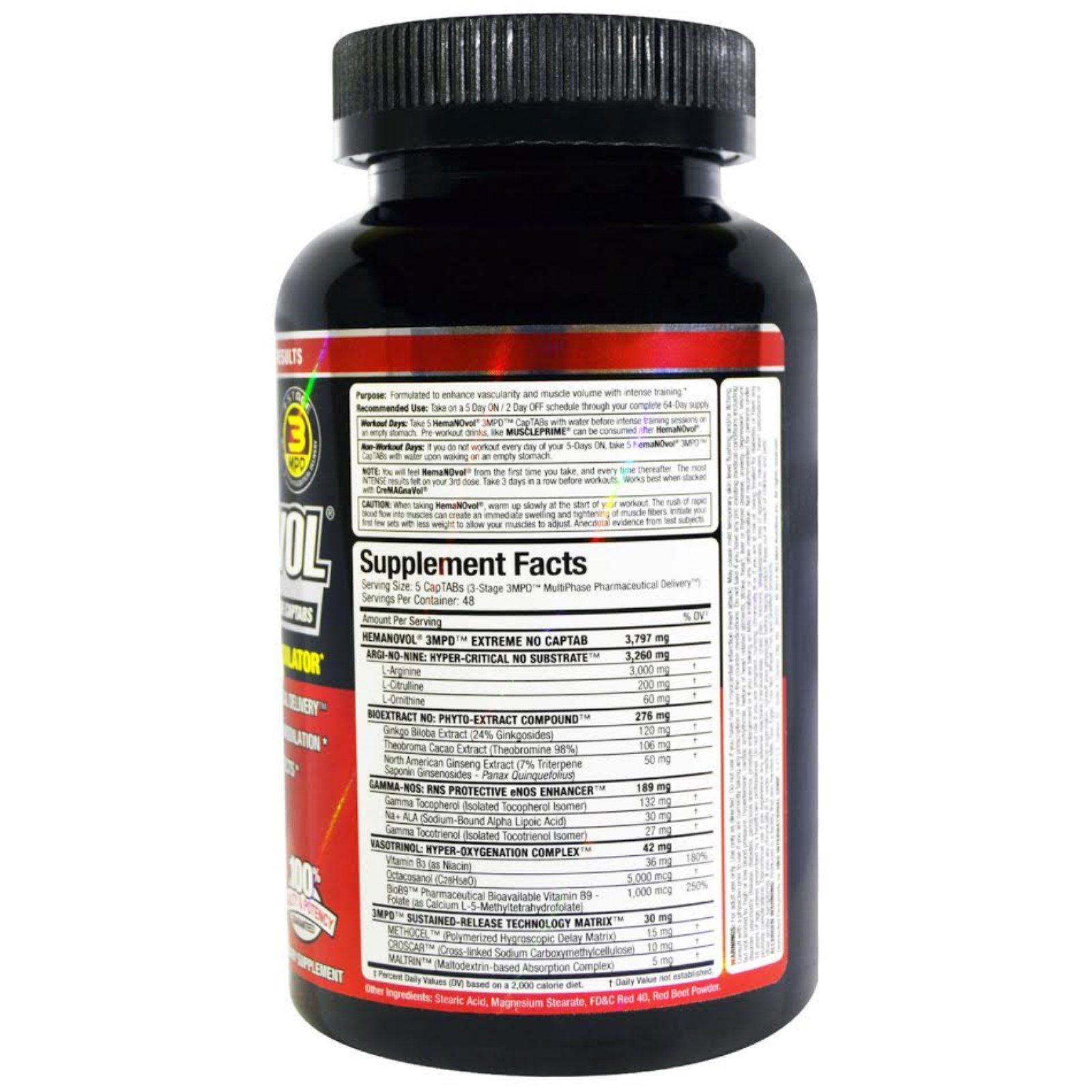 Nitrous Stack Tokkyo Nutrition: BSN Nitrix Is Induced With A Number Of Beneficial And