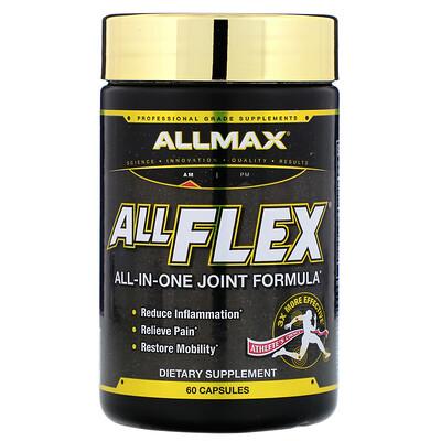 Купить AllFlex, комплексная формула, 60 капсул