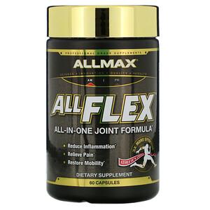 Оллмакс Нутришн, AllFlex, All-In-One Joint Formula, 60 Capsules отзывы покупателей