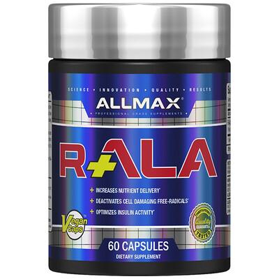 Купить R+ALA, 60 капсул
