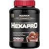 ALLMAX Nutrition, Hexapro, Ultra-Premium Protein + MCT & Coconut Oil, Chocolate, 5.5 lbs (2.5 kg)