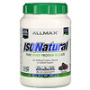 ALLMAX Nutrition, IsoNatural  Pure Whey Protein Isolate, Chocolate, 2 lbs (907 g)