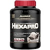 ALLMAX Nutrition, Hexapro, Ultra-Premium Protein + MCT & Coconut Oil, Cookies & Cream, 5.5 lbs (2.5 kg)