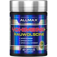 Yohimbine + Rauwolscine, 60 Capsules - фото