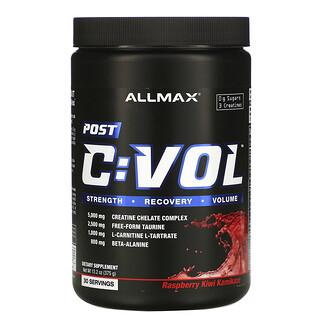 ALLMAX Nutrition, CVOL, Post, Raspberry Kiwi Kamikaze, 13.2 oz (375 g)