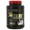 ALLMAX Nutrition, ゴールドAllWhey(オールホエイ)、プレミアムホエイタンパク質、クッキー&クリーム、2.27kg(5ポンド)