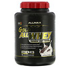 ALLMAX Nutrition, Gold AllWhey, Premium Whey Protein, Cookies & Cream, 5 lbs (2.27 kg)