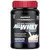 ALLMAX Nutrition, AllWhey Classic, 100% de protéines de lactosérum, vanille française, 907g (2lbs)