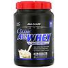 ALLMAX Nutrition, AllWhey Classic، بروتين مصل اللبن 100٪، الفانيليا الفرنسية، 2 رطل (907 غرام)