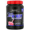 ALLMAX Nutrition, AllWhey Classic,全乳清蛋白,草莓,2 磅(907 克)