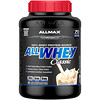 ALLMAX Nutrition, AllWhey Classic, 100 % Proteína de Soya, Vainilla Francesa, 5 lbs (2.27 kg)