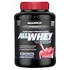ALLMAX Nutrition, AllWhey Classic, 100% сывороточный белок, клубника, 5 фунтов (2,27 кг)