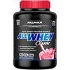 ALLMAX Nutrition, AllWhey Classic,100%乳清蛋白,草莓,5磅(2.27公斤)