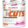 ALLMAX Nutrition, AMINOCUTS (ACUTS), Weight-Loss BCAA (CLA + Taurine + Green Coffee), Pink Lemonade, 7.4 oz (210 g)