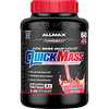 ALLMAX Nutrition, Quick Mass, Rapid Mass Gain Catalyst, Strawberry-Banana, 6 lbs (2.72 kg)