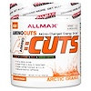 ALLMAX Nutrition, AMINOCUTS (ACUTS), Weight-Loss BCAA (CLA + Taurine + Green Coffee), Arctic Orange, 7.4 oz (210 g)