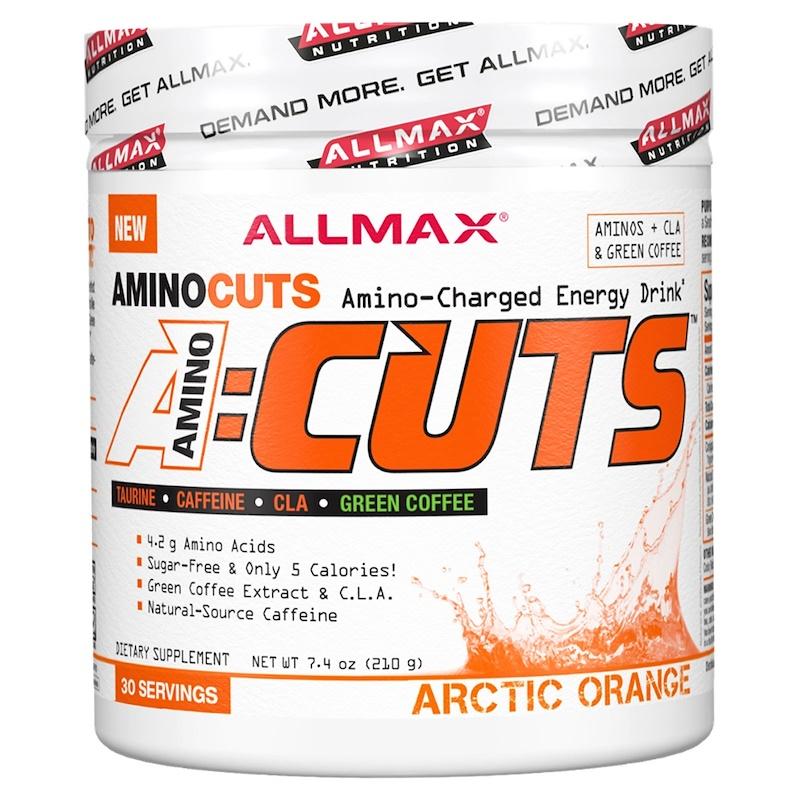 ACUTS, Amino-Charged Energy Drink, Arctic Orange, 7.4 oz (210 g)
