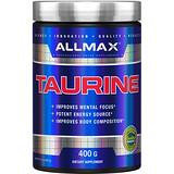 Отзывы о ALLMAX Nutrition, Taurine, Unflavored, Vegan + Gluten-Free, 3,000 mg, 14.11 oz (400 g)