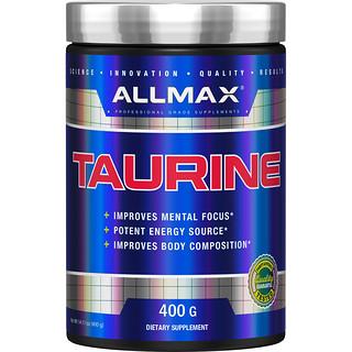 ALLMAX Nutrition, Taurine, 14.11 oz (400 g)