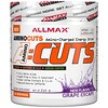 ALLMAX Nutrition, AMINOCUTS (ACUTS), Weight-Loss BCAA (CLA + Taurine + Green Coffee), Grape Escape, 210 g
