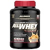 ALLMAX Nutrition, AllWhey Gold, 100% Whey Protein Source, Salted Caramel, 5 lbs. (2.27 kg)
