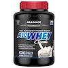 ALLMAX Nutrition, 全乳清,經典,100%乳清蛋白,無味,5磅(2.27公斤)