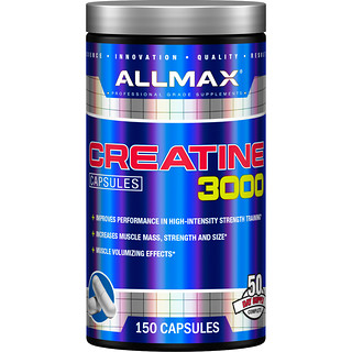 ALLMAX Nutrition, Creatine 3000mg, 150 Capsules