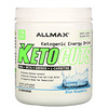 ALLMAX Nutrition, KetoCuts, Ketogenic Energy Drink, Blue Raspberry, 8.46 oz (240 g)