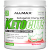 ALLMAX Nutrition, KetoCuts, Ketogenic Energy Drink, Watermelon, 8.47 oz (240 g)