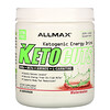 ALLMAX Nutrition, KetoCuts, Ketogenic Energy Drink, Watermelon, 8.46 oz (240 g)