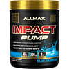 ALLMAX Nutrition, Impact Pump, Blue Raspberry, 12.7 oz (360 g)
